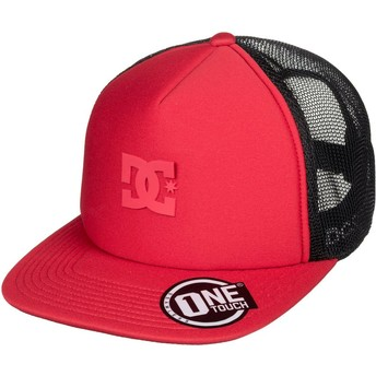 DC Shoes Greet Up Trucker Cap rot