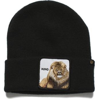Goorin Bros. Lion Hear Me Roar Beanie Mütze schwarz