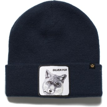 Goorin Bros. Fox Handsome Beanie Mütze marineblau