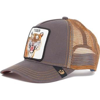 Goorin Bros. Eye of the Tiger Trucker Cap braun