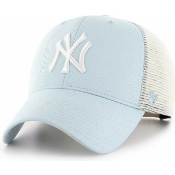47 Brand MVP Flagship New York Yankees MLB HellTrucker Cap blau
