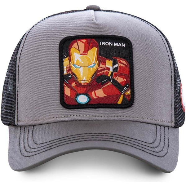 capslab-iron-man-iro3-marvel-comics-trucker-cap-grau