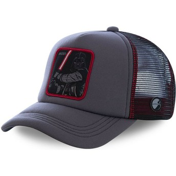 Capslab Darth Vader VAD5M Star Wars Trucker Cap grau