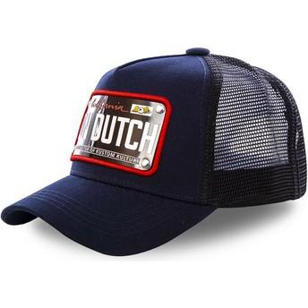 Von Dutch California Plate CAL2 Trucker Cap marineblau