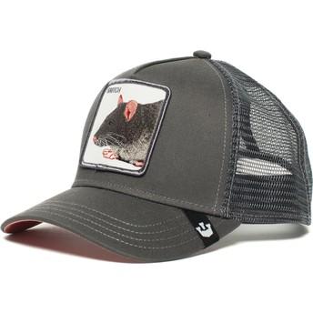 Goorin Bros. Rat Shhhhh Trucker Cap grau