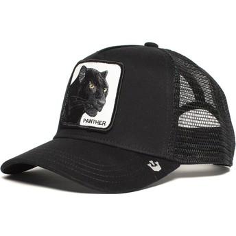 Goorin Bros. Black Panther Trucker Cap schwarz