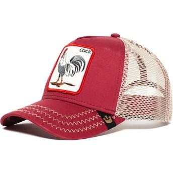 Goorin Bros. Rooster Trucker Cap rot