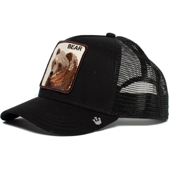 Goorin Bros. Big Bear Trucker Cap schwarz