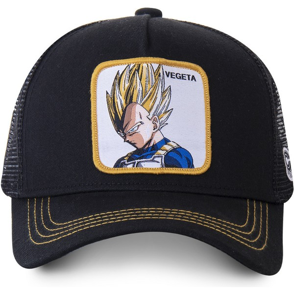 capslab-vegeta-super-saiyan-ve4-dragon-ball-trucker-cap-schwarz