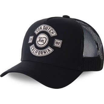 Von Dutch BIKBLA Black Trucker Hat