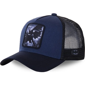 Capslab Batman BAT4 DC Comics Navy Blue Trucker Hat