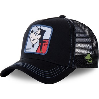 Capslab Goofy GOO2 Disney Black Trucker Hat