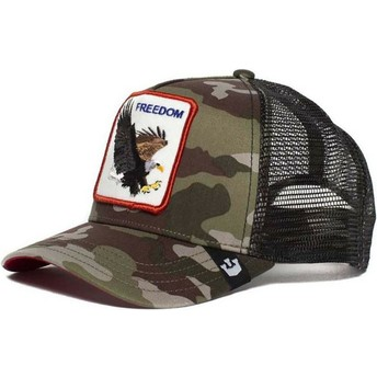 Goorin Bros. Eagle Freedom Camouflage Trucker Hat