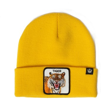 Goorin Bros. Tiger Mouth Yellow Beanie