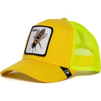 Goorin Bros. Queen Bee Yellow Trucker Hat