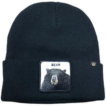 Goorin Bros. Bear Cave Boy Black Beanie