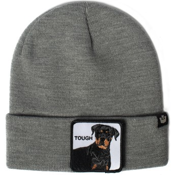 Goorin Bros. Rottweiler Tough Dog Grey Beanie