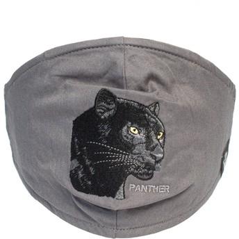 Goorin Bros. Black Panther Nine Lives Black Reusable Face Mask