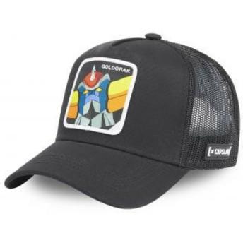 Capslab RAK2 UFO Robot Grendizer Black Trucker Hat
