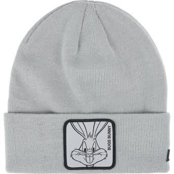 Capslab Bugs Bunny BON BUG1 Looney Tunes Grey Beanie