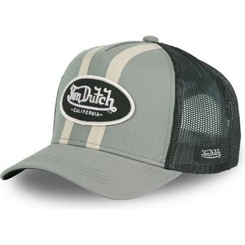 Von Dutch STRI K Green Trucker Hat