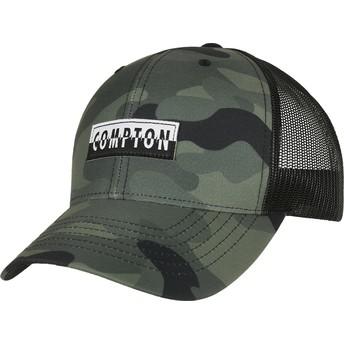 Cayler & Sons WL COMPTON CMPTN Predator Camouflage Trucker Hat