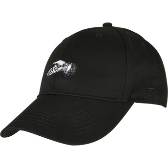 Cayler & Sons Curved Brim WL Pay Me Black Adjustable Cap