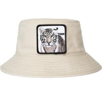 Goorin Bros. Tiger Killer Instincts White Bucket Hat