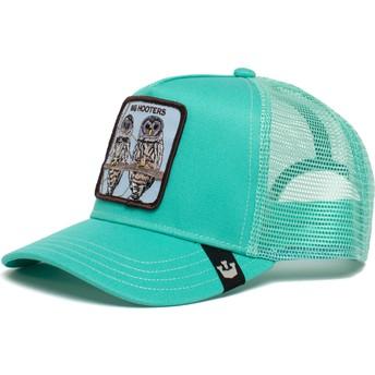 Goorin Bros. Owls Big Hooters The Farm Green Trucker Hat