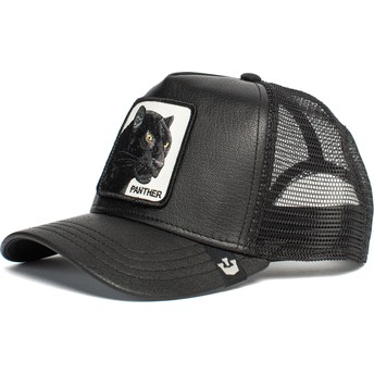 Goorin Bros. Panther Truth Will Prevail The Farm Black Trucker Hat