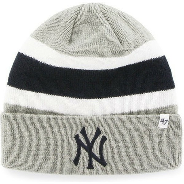 47-brand-new-york-yankees-mlb-beanie-mutze-grau