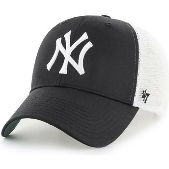 47 Brand MLB New York Yankees Trucker Cap schwarz