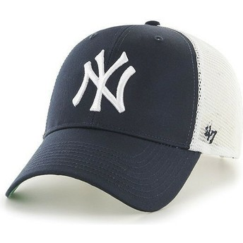 47 Brand MLB New York Yankees Trucker Cap marineblau
