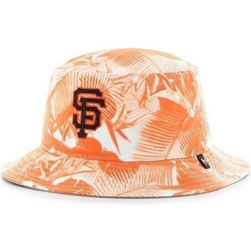 47-brand-mlb-san-francisco-giants-bucket-hat-orange