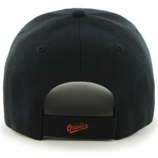 47-brand-curved-brim-mlb-baltimore-orioles-smooth-cap-schwarz