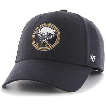 47 Brand Curved Brim NHL Buffalo Sabres Cap marineblau