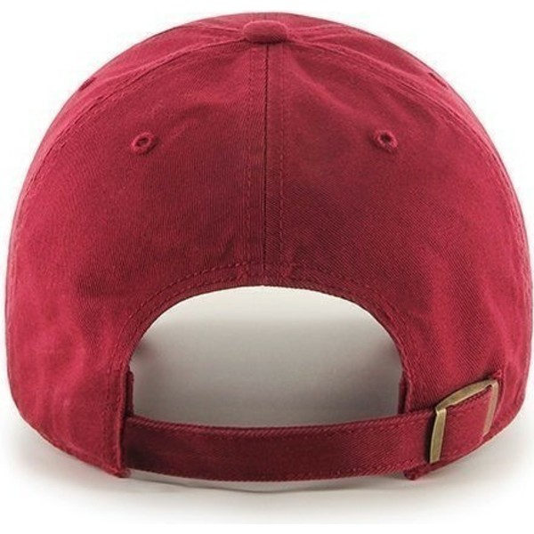 47-brand-curved-brim-smooth-cap-rot